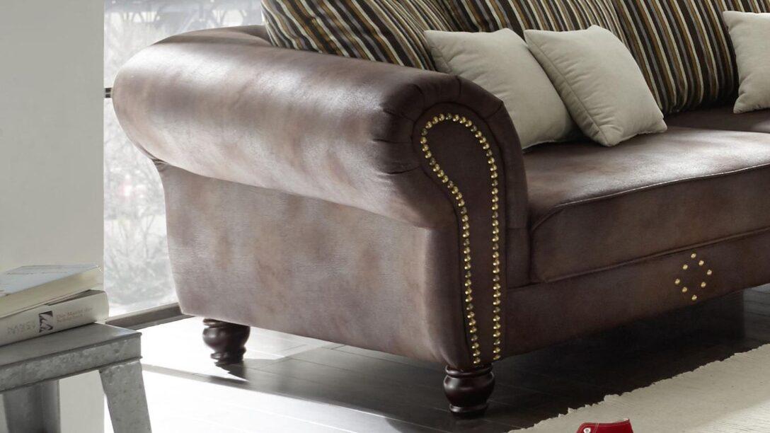 Large Size of Big Sofa Corin Antik Dunkel Braun Inkl Kissen Beige Englisches Bezug Garnitur 3 Teilig Grau Stoff Groß 2 Sitzer Mit Relaxfunktion Reinigen Recamiere Kare Sofa Big Sofa Braun