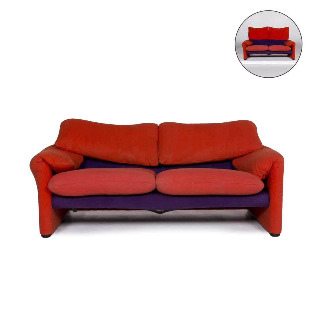 Large Size of Cassina Sofa Maralunga Stoff Rot Lila Zweisitzer Funktion Couch Polster Bullfrog Delife Garnitur Ektorp Mit Relaxfunktion Antikes Himolla 3 Sitzer Altes Husse Sofa Cassina Sofa