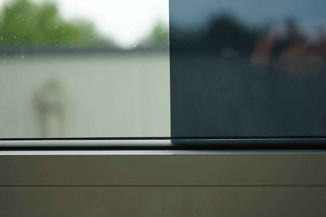 Large Size of Sonnenschutzfolie Fenster Innen Anbringen Hitzeschutzfolie Selbsthaftend Test Oder Aussen Entfernen Baumarkt Landhaus Drutex Pvc Sichtschutz Sonnenschutz Fenster Sonnenschutzfolie Fenster Innen