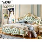 Prinzessinen Bett Bett Prinzessinen Bett Luxus Europischen Und Amerikanischen Stil Master Schlafzimmer Komforthöhe Weißes 140x200 Flexa Betten Schwarz Weiß Mit Rutsche 120x200