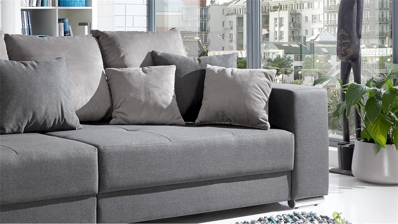 Full Size of Sofa Stoff Grau Couch Reinigen 3er Grauer Graues Sofas Schlaffunktion Chesterfield Big Kaufen Gebraucht Grober Ikea Meliert Bigsofa Adria In Mit Vielen Kissen Sofa Sofa Stoff Grau