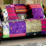Sofa Patchwork Sofa Sofa Patchwork Bed Pink Dfs Doll The Range Ebay Couch Diy Cover Gumtree Slipcovers Covers Uk Multicoloured Fabric 3 Seater Avici Shout Home Affaire Big
