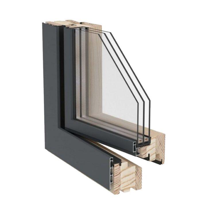 Medium Size of Kosten Holz Alu Fenster Pro Qm Preisvergleich Oder Kunststofffenster Aluminium Kunststoff Holz Aluminium Preise M2 Vergleich Kostenvergleich Holz Alu Josko Fenster Fenster Holz Alu