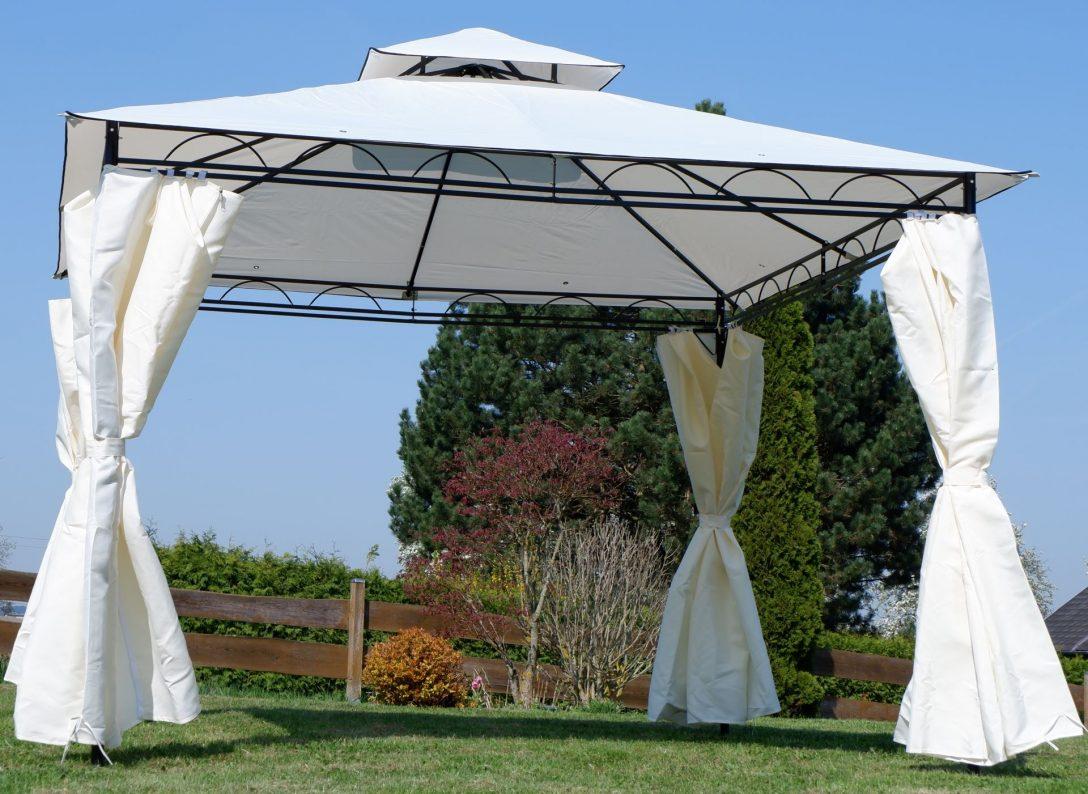 Large Size of Garten Pavillion Pavillon Holzdach Kaufen Gartenpavillon Aus Holz Metall Winterfest 3x3 Luxus Rund Glas Zelt Eleganter Meter Holzhaus Kind Wassertank Garten Garten Pavillion