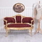Knigliches Barock Sofa Madame Pompadour Luxus Cat099a05 In Günstig Leinen Halbrundes Tom Tailor U Form Xxl Canape Stilecht Minotti 3er Mit Relaxfunktion Sofa Barock Sofa