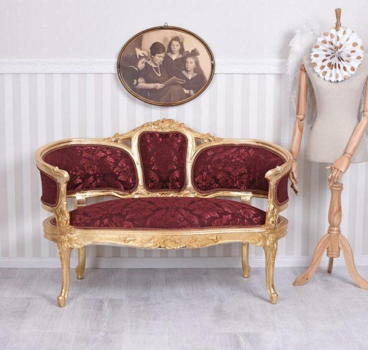 Medium Size of Knigliches Barock Sofa Madame Pompadour Luxus Cat099a05 In Günstig Leinen Halbrundes Tom Tailor U Form Xxl Canape Stilecht Minotti 3er Mit Relaxfunktion Sofa Barock Sofa