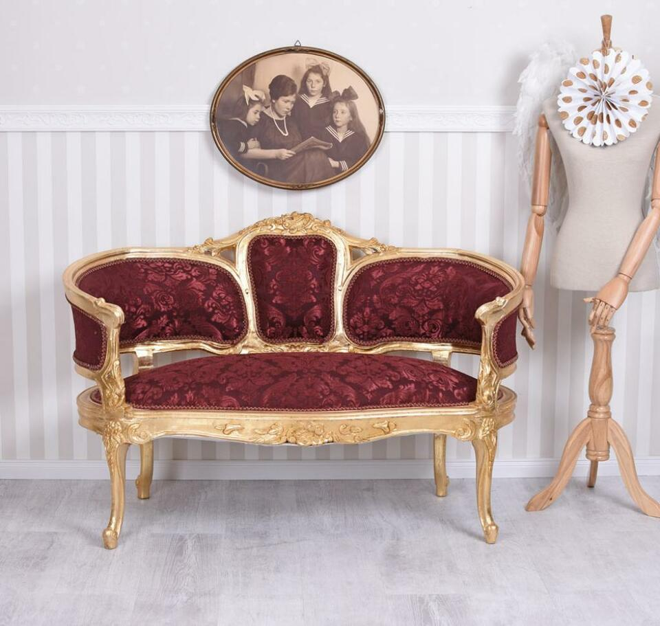 Full Size of Knigliches Barock Sofa Madame Pompadour Luxus Cat099a05 In Günstig Leinen Halbrundes Tom Tailor U Form Xxl Canape Stilecht Minotti 3er Mit Relaxfunktion Sofa Barock Sofa