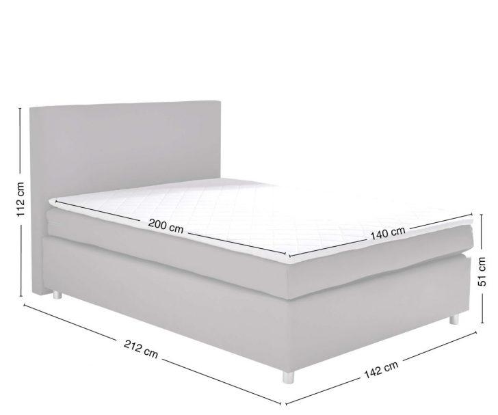 Medium Size of Bett Matratze Paradizo Grau 140x200 Cm Und Topper Federkern Somnus Betten Landhaus Mit Lattenrost 160x220 120x200 Eiche Ausziehbett Joop 160 Weißes Modern Bett Bett Matratze