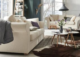 Landhausstil Sofa
