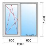 Fenster 120x120 Fenster Fenster 120x120 120x120cm Zu Attraktiven Preisen Fensterblickde Rollo Holz Alu Einbruchschutz Stange Internorm Preise Sicherheitsfolie Test Stores Roro Rollos
