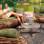 Loungemöbel Garten Geflecht Loungembel Kaufen Bei Zeottexgmbh Zeottexx Spielhaus Kunststoff Trampolin Schwimmingpool Für Den Truhenbank Lounge Sofa Garten Loungemöbel Garten