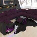 Lilac Sofa Cushions Lila Bed Lilah Living Room Salon Raymour Corner 3 Piece Suite Ikea Chesterfield Samt Queen Sleeper And Flanigan Set Throws Uk Elegante Sofa Sofa Lila