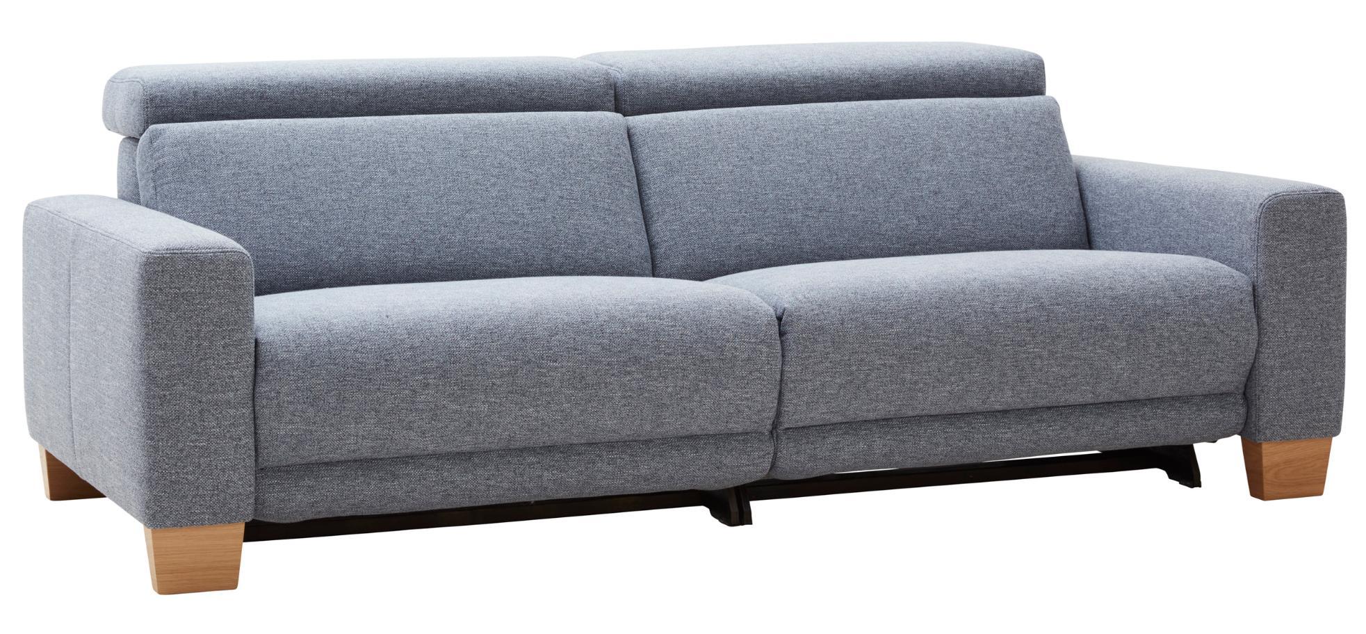Full Size of Sofa Mit Relaxfunktion 3 Sitzer Mbel Gnz Natura Maryland In Blau Pantryküche Kühlschrank Betten Matratze Und Lattenrost 140x200 Abnehmbaren Bezug Samt Ektorp Sofa Sofa Mit Relaxfunktion 3 Sitzer