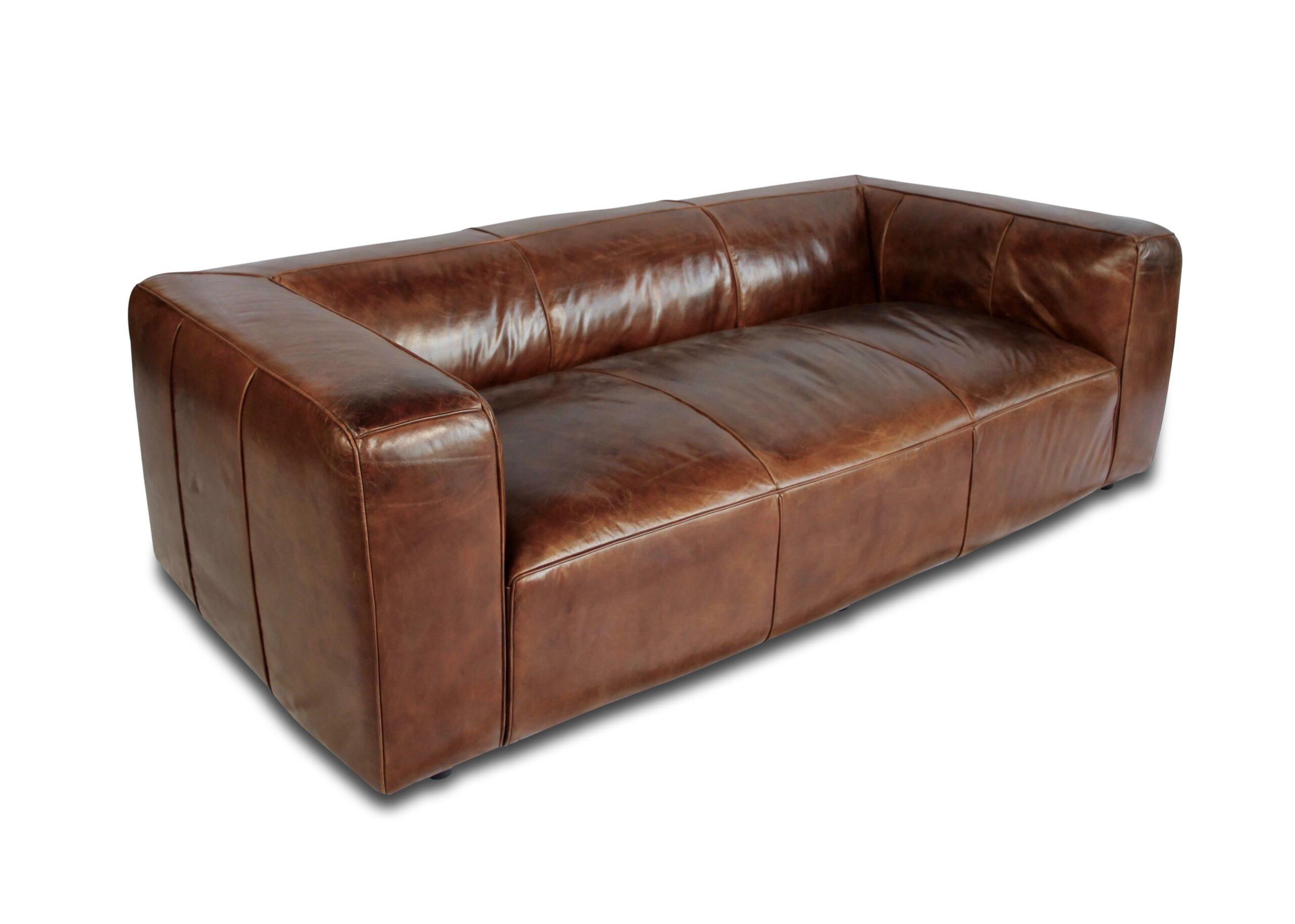 Full Size of Sofa Leder Braun Couch Vintage 3 Sitzer   Chesterfield Ikea Otto Rustikal 3 2 1 2 Sitzer Set Ledersofa Design Gebraucht Kunstleder Hay Mags Grau Stoff Sofa Sofa Leder Braun