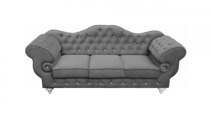 Medium Size of Sofa 3 Sitzer Grau Mit Schlaffunktion Leder Rattan Couch Retro Kingsley 3 Sitzer Ikea 2 Und Samt Louisiana (3 Sitzer Polster Grau) Nino Schwarz/grau 00797 Ston Sofa Sofa 3 Sitzer Grau