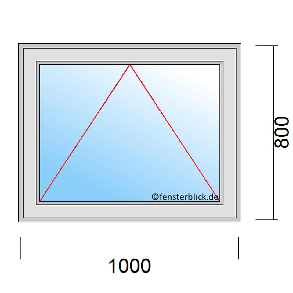Full Size of Fenster 100x80cm Online Kaufen Fensterblickde Insektenschutz Velux Einbauen In Polen Anthrazit Aluplast Sonnenschutzfolie Innen Standardmaße Obi Schüco Fenster Standardmaße Fenster