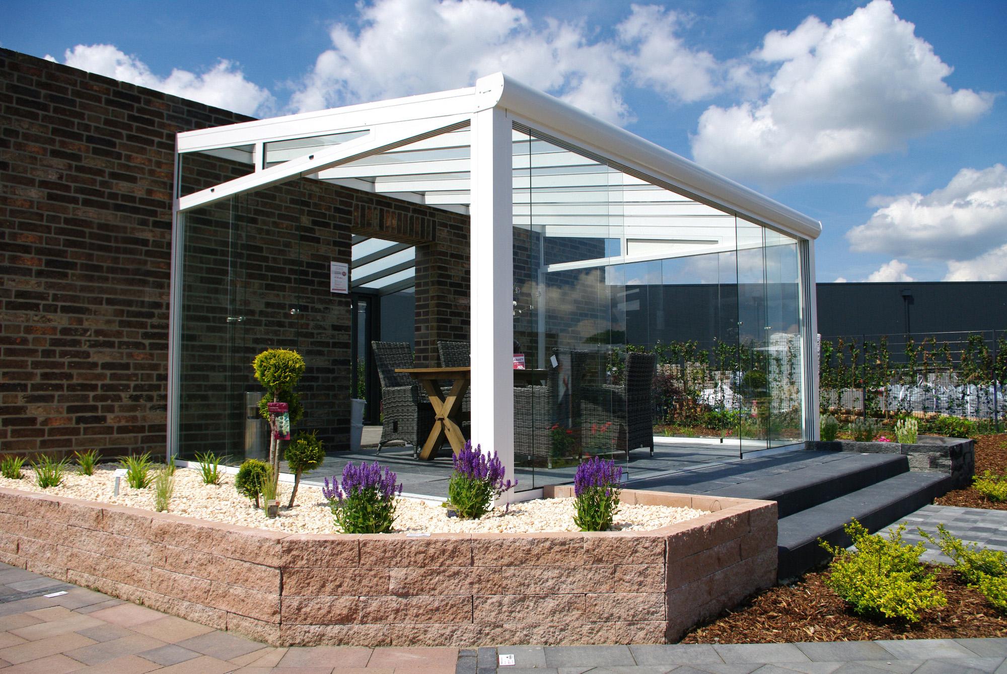 Full Size of Seitenwand Fr Terrassenberdachungen So Muss Das Gartenüberdachung Garten Gartenüberdachung