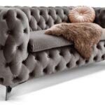 2er Sofa Grau Sofa 2er Sofa Grau 2 Sitzer Chesterfield Emma Samt Bezug Couch Küche Hochglanz überzug Schlaffunktion W Schillig Mit Relaxfunktion 3 Polsterreiniger Big Braun