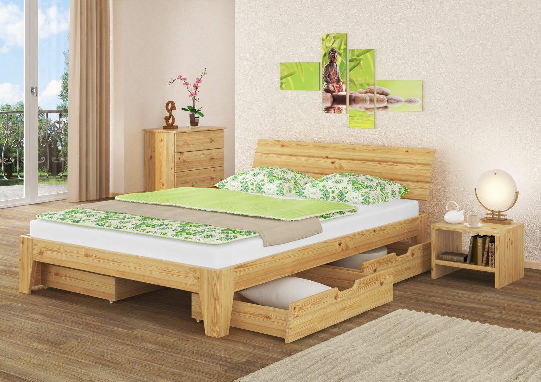 Large Size of Betten Holz Massivholz Bett 140x200 Mit Rollrost Naturholz Aus Bock Esstisch Meise Für Teenager Schlafzimmer Komplett 160x200 Holzfliesen Bad Balinesische Bett Betten Holz