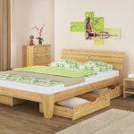 Betten Holz Massivholz Bett 140x200 Mit Rollrost Naturholz Aus Bock Esstisch Meise Für Teenager Schlafzimmer Komplett 160x200 Holzfliesen Bad Balinesische Bett Betten Holz