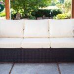 Polyrattan Sofa Gartensofa Tchibo Garden Set Outdoor 2 Sitzer Balkon Couch Ausziehbar 2 Sitzer Lounge Essella Bahamas Flachgeflecht Too Design Kunstleder Sofa Polyrattan Sofa