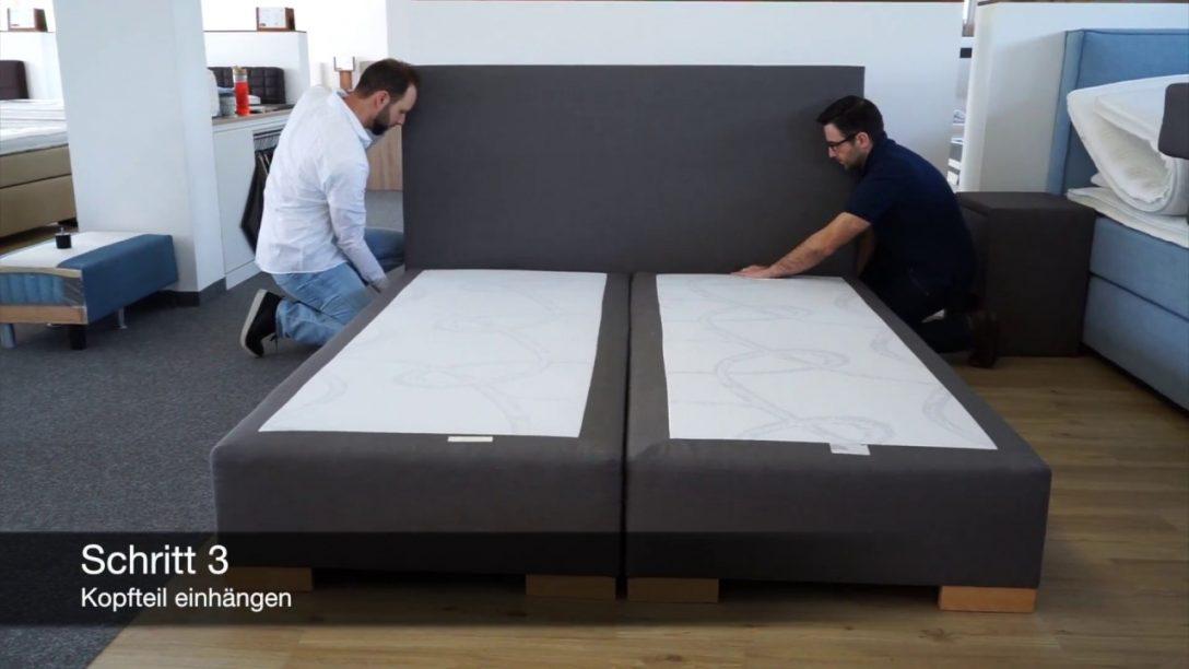 Large Size of Breckle Betten Boxspringbett Aufbau Montageanleitung Fr Boxspring Welt Kaufen Außergewöhnliche Für übergewichtige Wohnwert Düsseldorf Dänisches Bett Breckle Betten