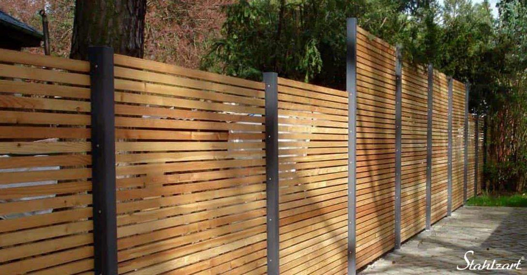 Large Size of Sichtschutz Garten Holz Sichtschutzzaun Lrche Metall Anthrazit Modern Stahlzart Lounge Set Led Spot Mastleuchten Schlafzimmer Komplett Massivholz Garten Sichtschutz Garten Holz