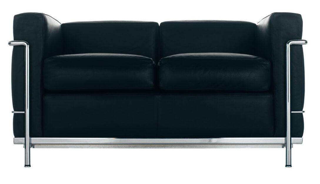 Large Size of Sofa Zweisitzer Lc2 Gestell Chrom Cassina Einrichten Designde Schlaf Günstiges L Form Lila Halbrundes 3 Sitzer Mit Relaxfunktion Riess Ambiente Neu Beziehen Sofa Sofa Zweisitzer
