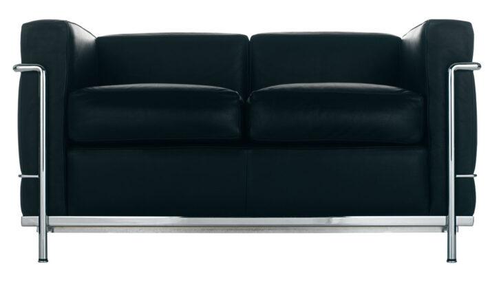 Medium Size of Sofa Zweisitzer Lc2 Gestell Chrom Cassina Einrichten Designde Schlaf Günstiges L Form Lila Halbrundes 3 Sitzer Mit Relaxfunktion Riess Ambiente Neu Beziehen Sofa Sofa Zweisitzer