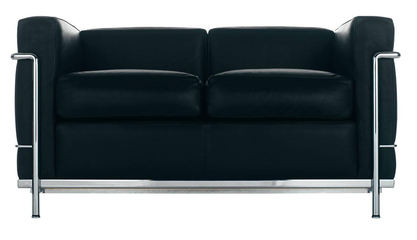 Full Size of Sofa Zweisitzer Lc2 Gestell Chrom Cassina Einrichten Designde Schlaf Günstiges L Form Lila Halbrundes 3 Sitzer Mit Relaxfunktion Riess Ambiente Neu Beziehen Sofa Sofa Zweisitzer