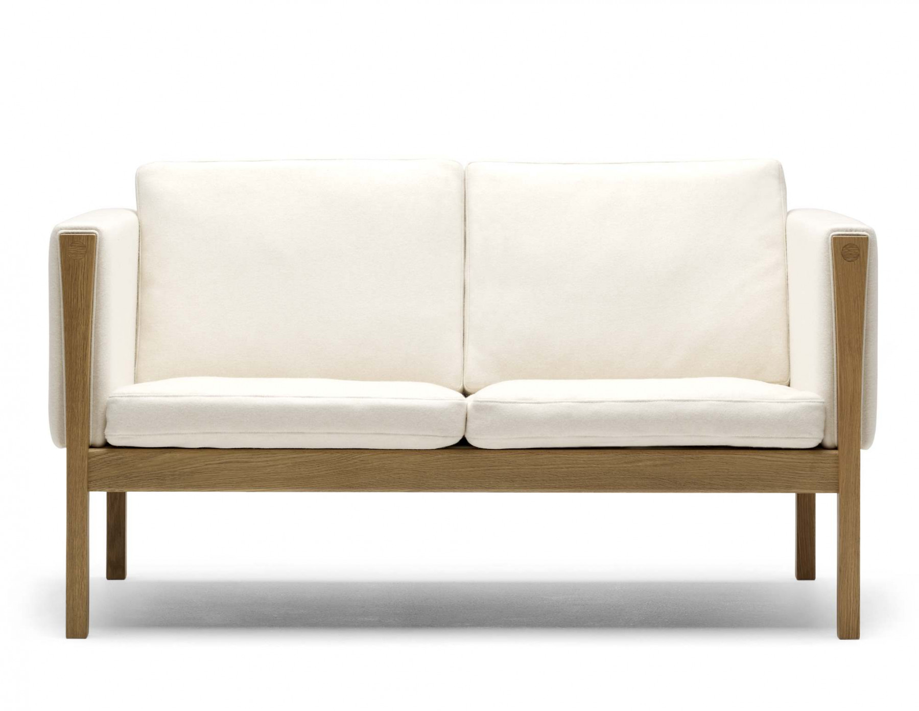 Full Size of Zweisitzer Sofa Ch162 Carl Hansen Sn Einrichten Designde Chesterfield Gebraucht Altes Landhausstil Grau Stoff Comfortmaster Ebay Aus Matratzen L Form Sofa Zweisitzer Sofa