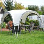 Gartenüberdachung Garten Gartenüberdachung Leco Sonnendach Ultra Pavillon Pergola Terrasse Garten Berdachung