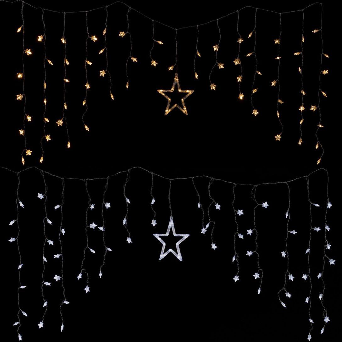 Large Size of Weihnachtsbeleuchtung Fenster Led Lichtervorhang Lichterkette Deko Sterne Licht Braun Insektenschutz Für Türen Velux Ersatzteile Putzen Veka Fenster Weihnachtsbeleuchtung Fenster