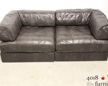 Canape Sofa Sofa De Sede Ds 88 Sofa Patchwork Couch Canape 2 Sitzer Dunkelbraun Big Weiß Brühl Ohne Lehne Mit Relaxfunktion Elektrisch Leinen 3 Inhofer Bezug Ecksofa Stoff