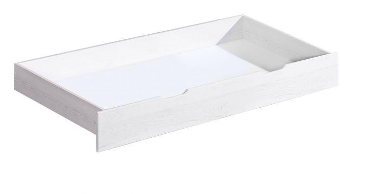Medium Size of Bett Mit Schubladen Weiß Schublade Fr Gurami Komplett Weiße Küche 160x200 90x200 Lattenrost Balinesische Betten Bad Kommode Hochglanz 180x200 Bettkasten Bett Bett Mit Schubladen Weiß
