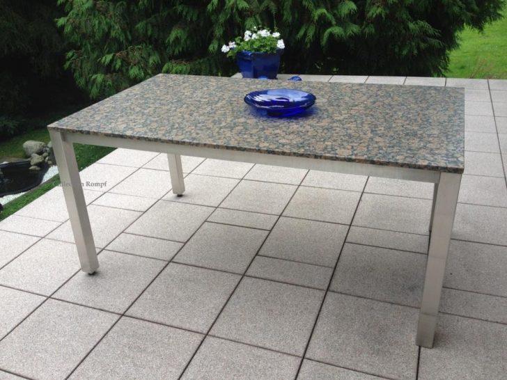 Medium Size of Garten Tisch Granit Gartentische Jetzt Online Bestellen Natursteindesign Rompf Bewässerungssysteme Esstisch Nussbaum Servierwagen Lounge Möbel Moderne Garten Garten Tisch