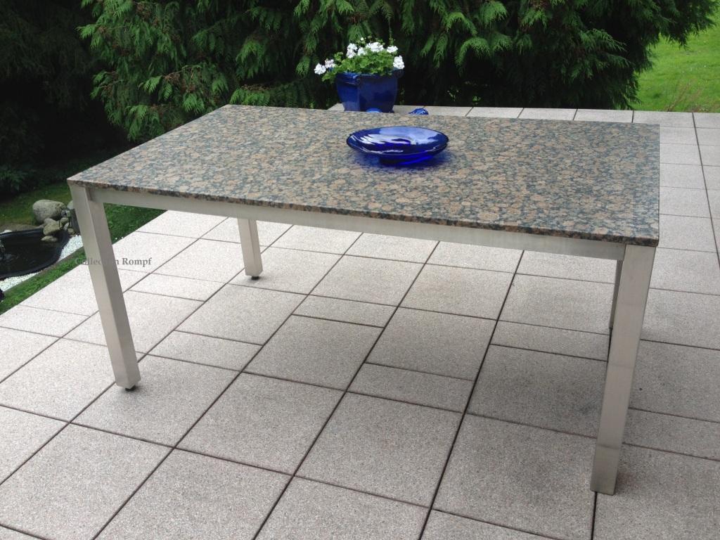 Full Size of Garten Tisch Granit Gartentische Jetzt Online Bestellen Natursteindesign Rompf Bewässerungssysteme Esstisch Nussbaum Servierwagen Lounge Möbel Moderne Garten Garten Tisch