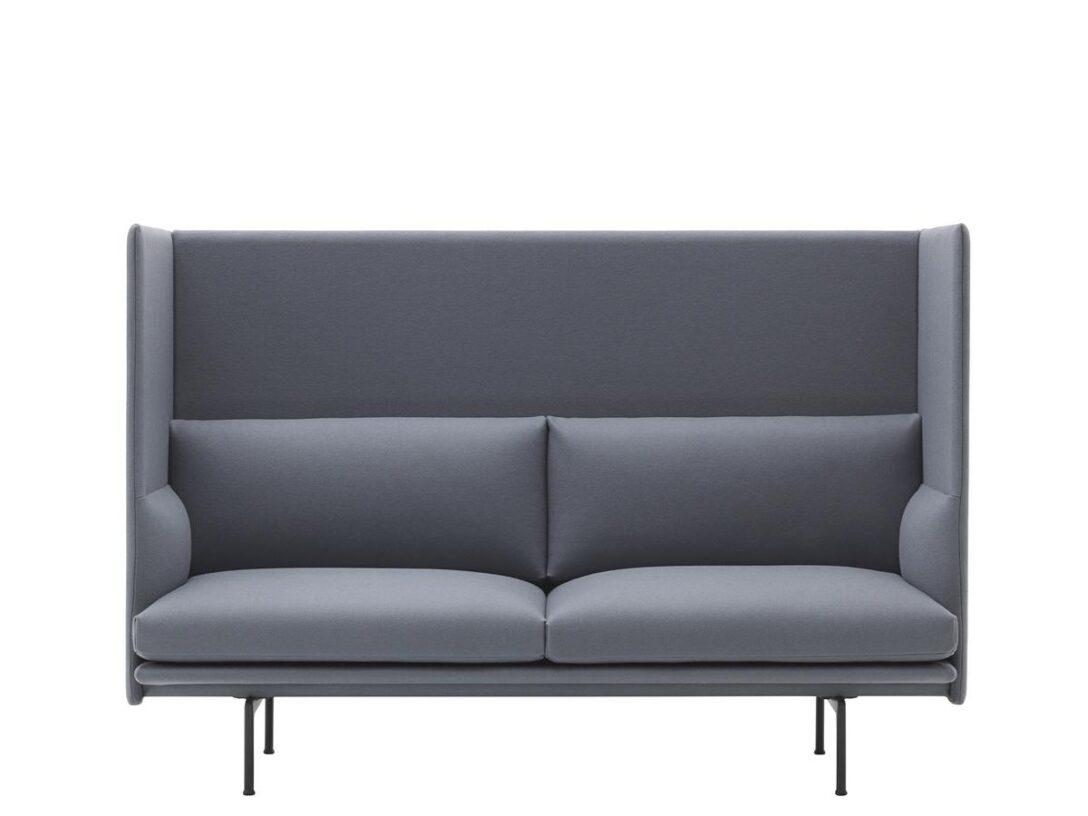 Large Size of Muuto Sofa Outline Highback Federkern Big Günstig Grau Leder 3 Sitzer Mit Relaxfunktion Ausziehbar Boxen Chesterfield Rahaus 3er Ligne Roset Heimkino Hocker Sofa Muuto Sofa