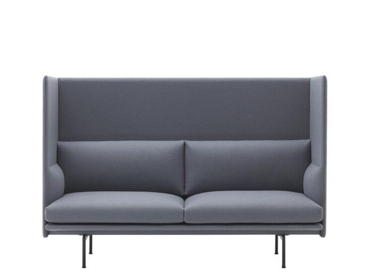 Medium Size of Muuto Sofa Outline Highback Federkern Big Günstig Grau Leder 3 Sitzer Mit Relaxfunktion Ausziehbar Boxen Chesterfield Rahaus 3er Ligne Roset Heimkino Hocker Sofa Muuto Sofa