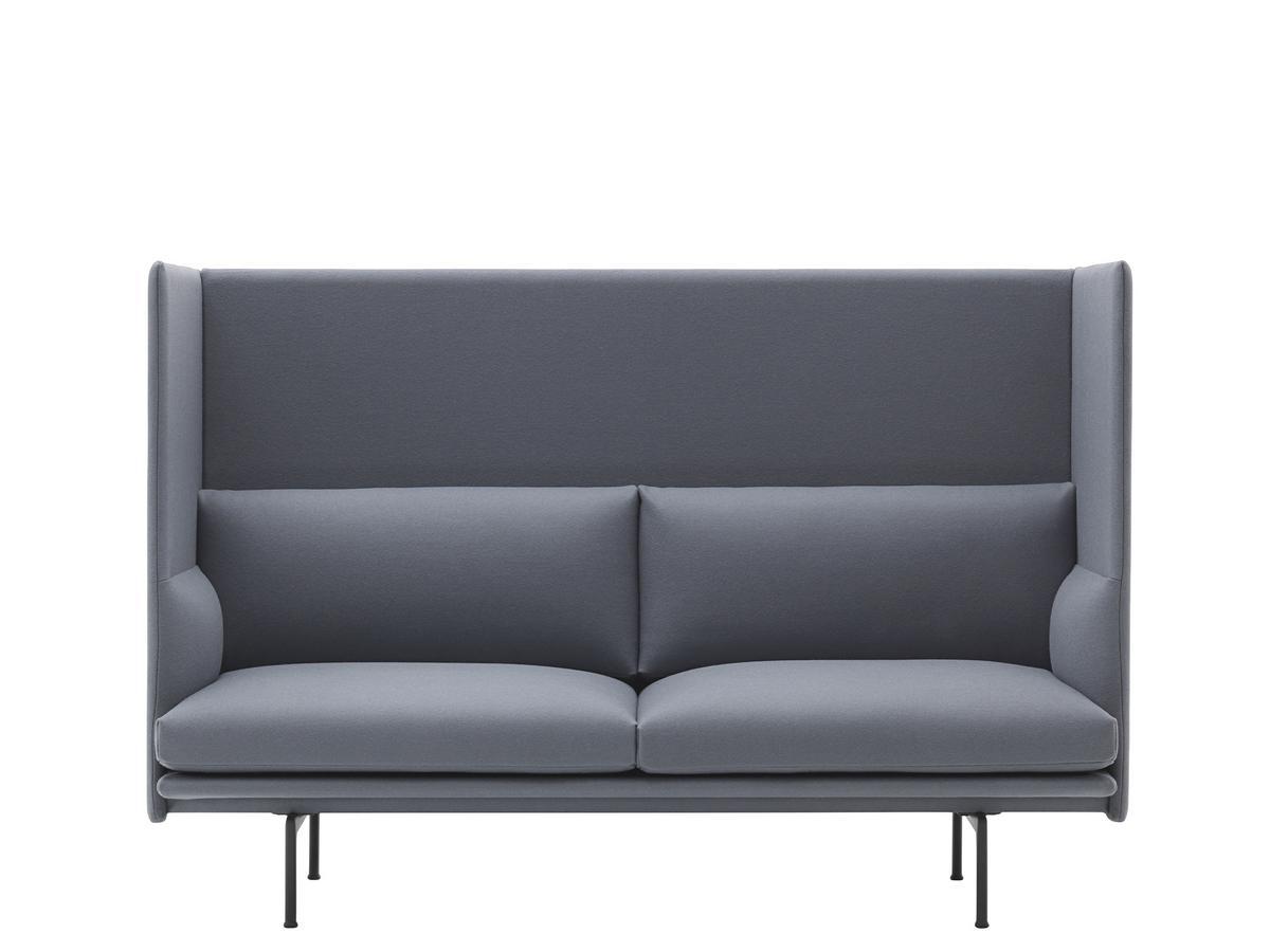 Full Size of Muuto Sofa Outline Highback Federkern Big Günstig Grau Leder 3 Sitzer Mit Relaxfunktion Ausziehbar Boxen Chesterfield Rahaus 3er Ligne Roset Heimkino Hocker Sofa Muuto Sofa