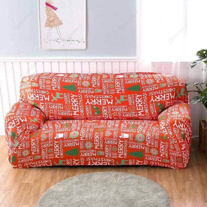Medium Size of Sofa Hussen Weihnachten Elch Gedruckt Stretch Polyesterfaser Reinigen Chesterfield Günstig Mit Verstellbarer Sitztiefe L Form Wk Online Kaufen Big 2 5 Sitzer Sofa Sofa Hussen