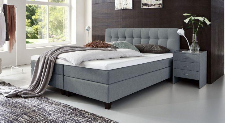 Medium Size of Boxspringbett Luciano Z B In Gre 180x200 Cm Bettende Bett Www.betten.de