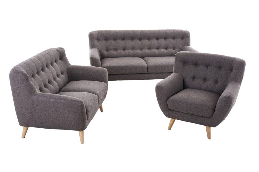Large Size of Sofa Garnitur 3 Teilig Gnstig Couch Rihanna 2 1 3er Grau Big Mit Hocker Ewald Schillig Xxl Günstig Zweisitzer Sitzer Leder Tom Tailor Natura Spannbezug Sofa Sofa Garnitur 3 Teilig