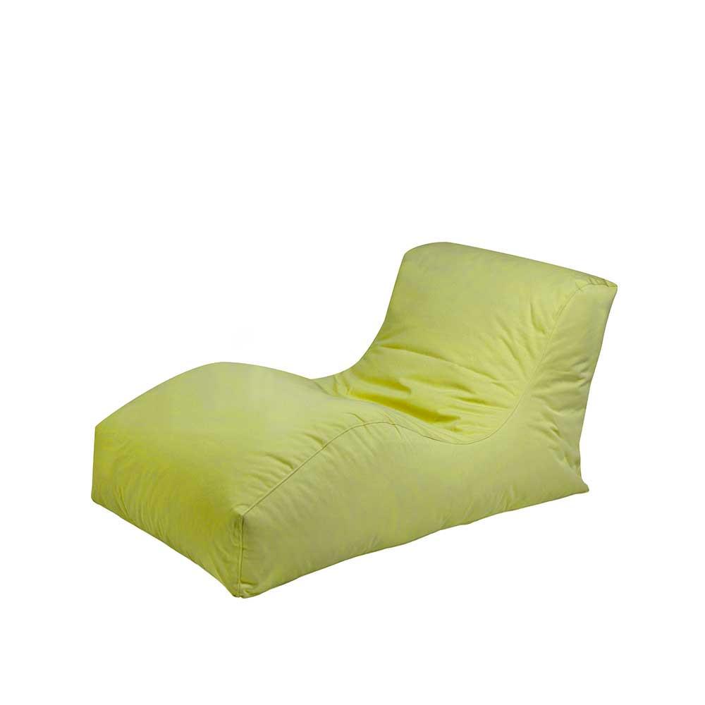 Full Size of Sitzsack Sofa Lounge Sessel Limecion In Grn Pharao24de Big Poco 2 Sitzer Mit Schlaffunktion Marken Leder Braun 2er Antikes Bezug Grau Himolla Sofa Sitzsack Sofa