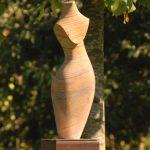 Diese Skulptur Aus Sandstein Verschnert Unseren Feng Sgarten Led Spot Garten Bewässerungssysteme Sichtschutz Für Spielhaus Holz Stapelstuhl Pavillon Garten Skulpturen Garten