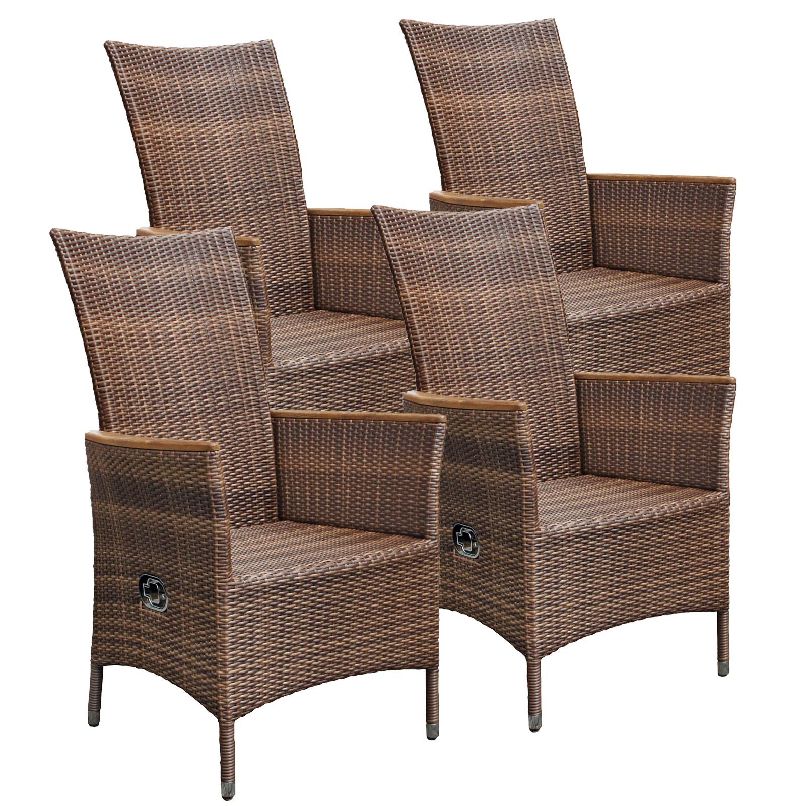 Full Size of Garten Sessel Set 4 Stck Relasessel Sthle Polyrattan Lounge Möbel Beistelltisch Versicherung Mastleuchten Bewässerung Relaxsessel Trennwand Spielgeräte Und Garten Garten Relaxsessel