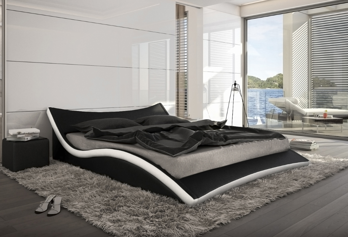Full Size of Gebrauchte Betten Weißes Bett 90x200 Bette Floor Lattenrost Wildeiche Landhausstil Esstisch Weiß Ausziehbar Kopfteil Für Podest 80x200 Mit Schubladen Bett Bett Schwarz Weiß