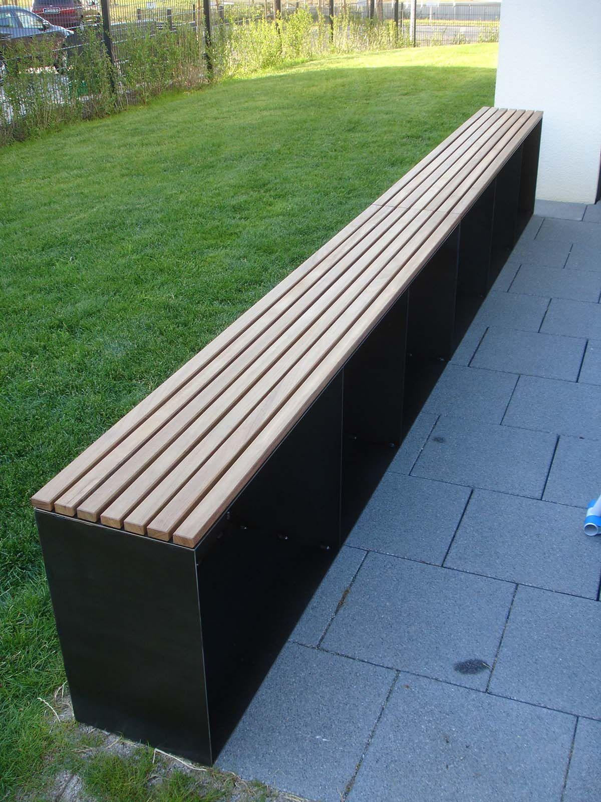 Full Size of Sitzbank Garten Design Metallmoebel Stahlmoebel Sideboard Stahl Holz Eiche Vertikal Loungemöbel Wassertank Trennwand Günstig Und Landschaftsbau Hamburg Garten Sitzbank Garten