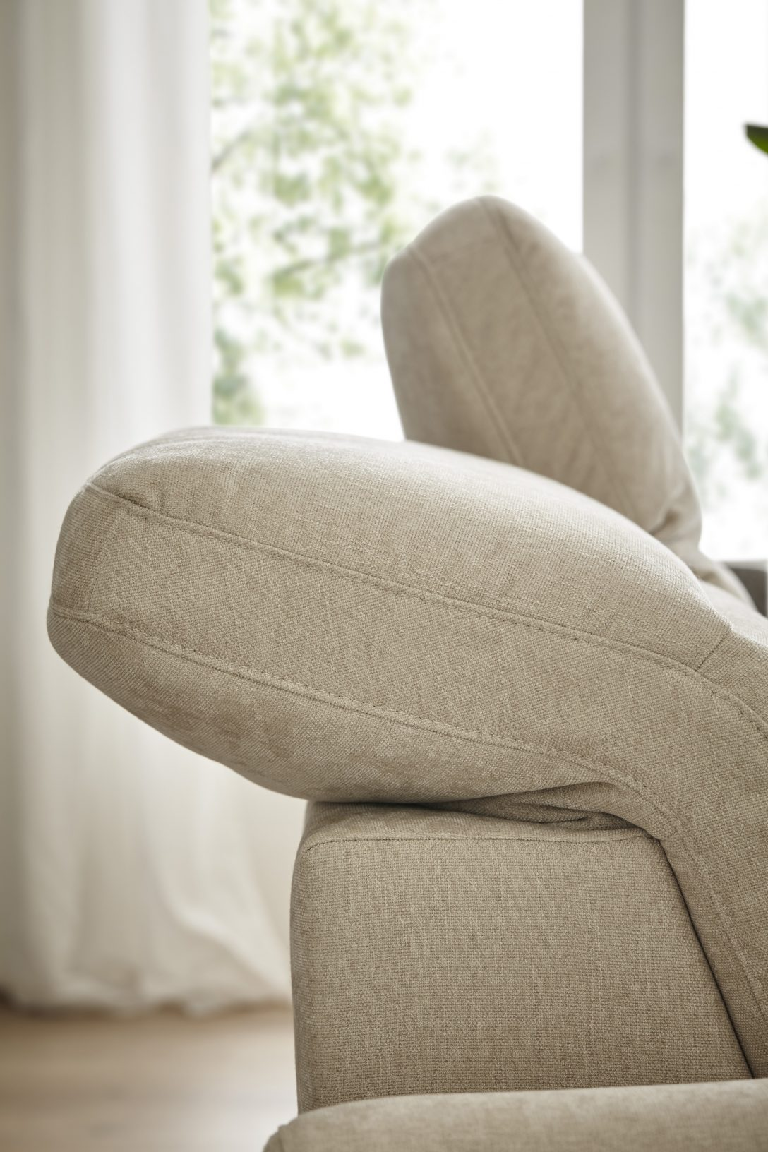 Large Size of Kleines 3 Sitzer Sofa Natura Michigan In Creme Farbenem Stoff Cognac Canape Mit Relaxfunktion überzug Petrol L Schlaffunktion Halbrund U Form Xxl Für Sofa Kleines Sofa