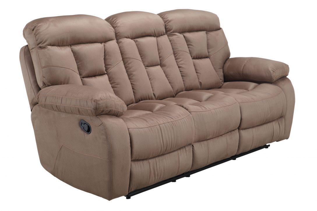 Large Size of Sofa Mit Relaxfunktion Recliner 3 Sitzer Inkl 2 Fach Fm 394 Von Femo Elektrischer Sitztiefenverstellung Abnehmbaren Bezug Bett Schubladen 180x200 Lila Xxl U Sofa Sofa Mit Relaxfunktion